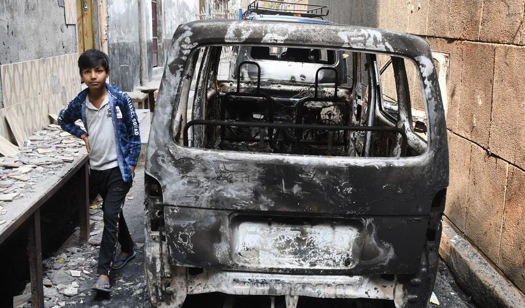 Represión por Ley de Ciudadanía deja 46 muertos en India