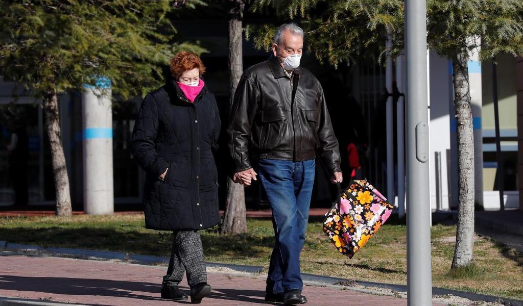 Registra España su segunda víctima mortal a causa del coronavirus