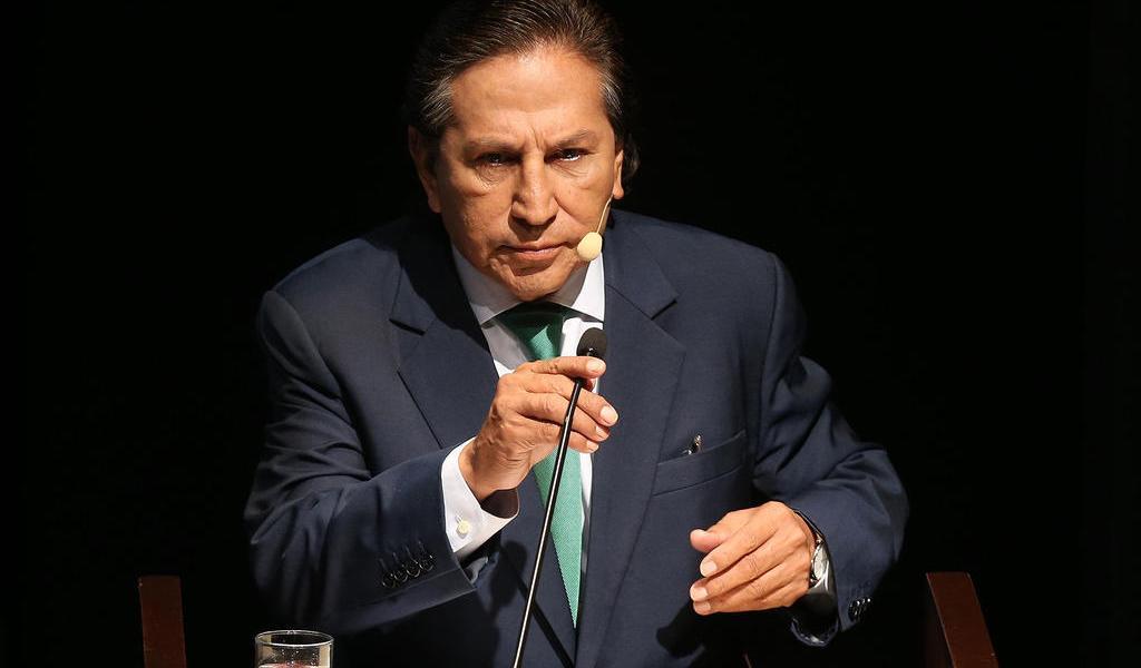 Juez de EUA deniega la libertad bajo fianza al expresidente Alejandro Toledo