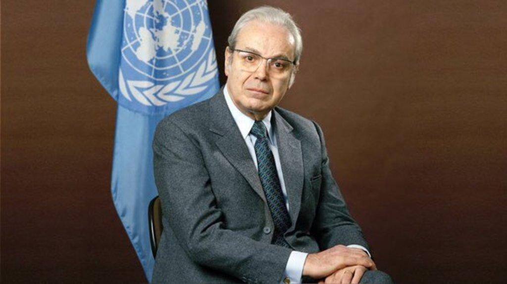 Fallece el exsecretario de la ONU, Pérez de Cuéllar