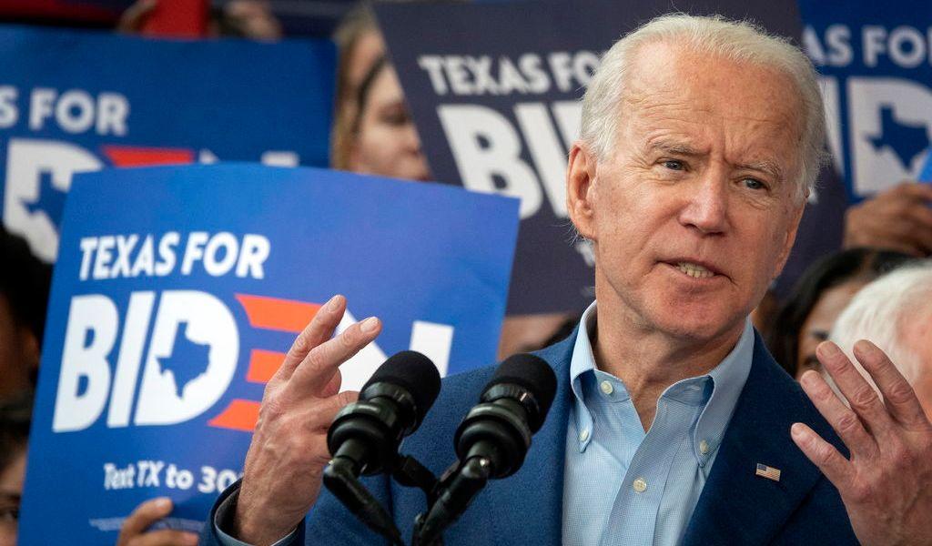 Biden, con respaldo de rivales; Sanders no