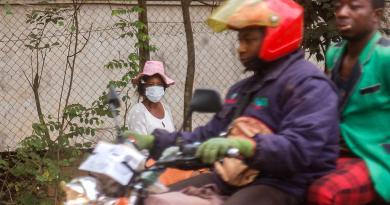 Confirman casos de coronavirus en Togo y Camerún