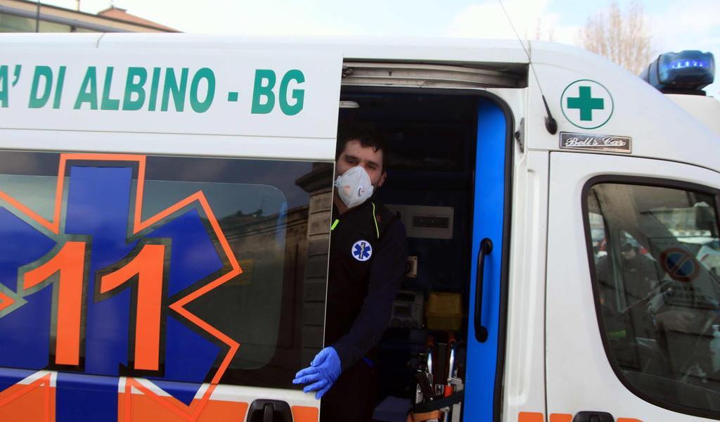 Se eleva a 197 el número de víctimas mortales por coronavirus en Italia