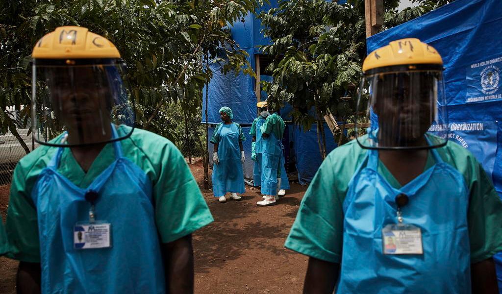 Alerta la OMS que hay riesgo de nuevos casos de ébola en RDC