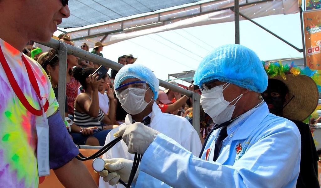 Confirman dos casos de coronavirus en Martinica