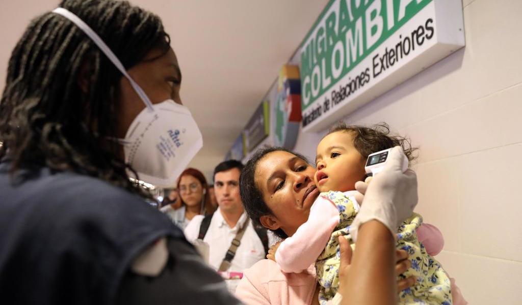 Confirma Colombia primer caso de COVID-19