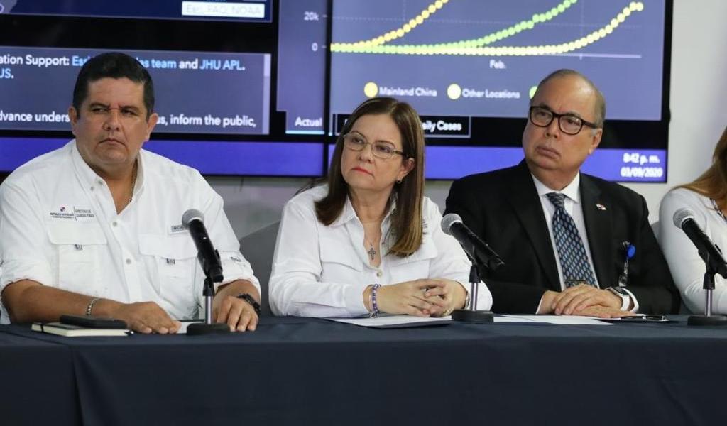 Gobierno de Panamá informa de un fallecido y ocho enfermos por coronavirus