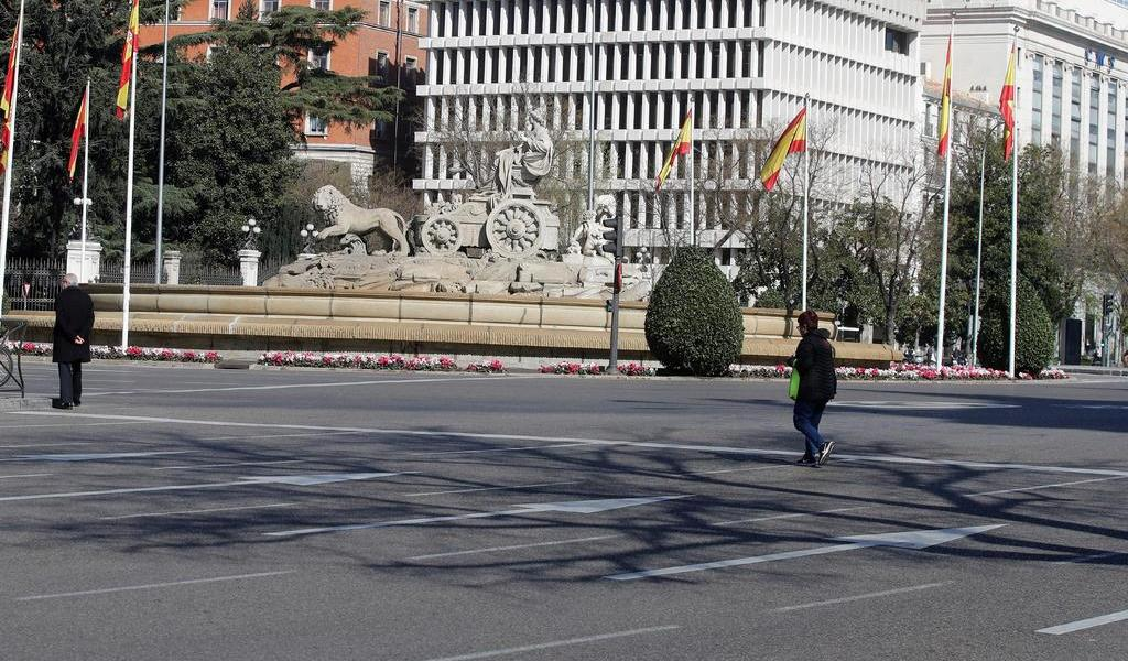 Detectan casos de coronavirus en varios políticos españoles