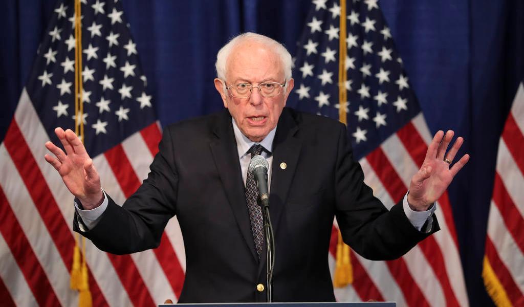 Pese a derrotas frente a Biden, Sanders continúa en la carrera electoral
