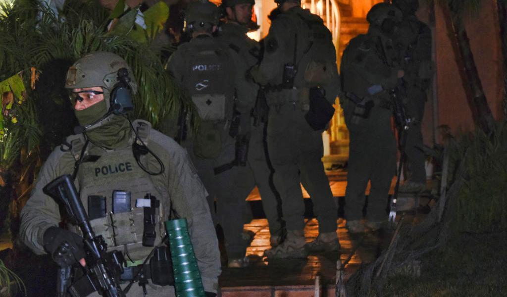 Suman más de 700 detenidos ligados al CJNG en EUA
