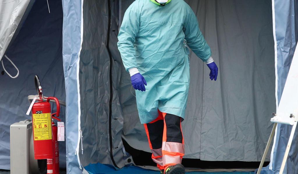 Fallece uno de los primeros médicos contagiados con coronavirus en Italia