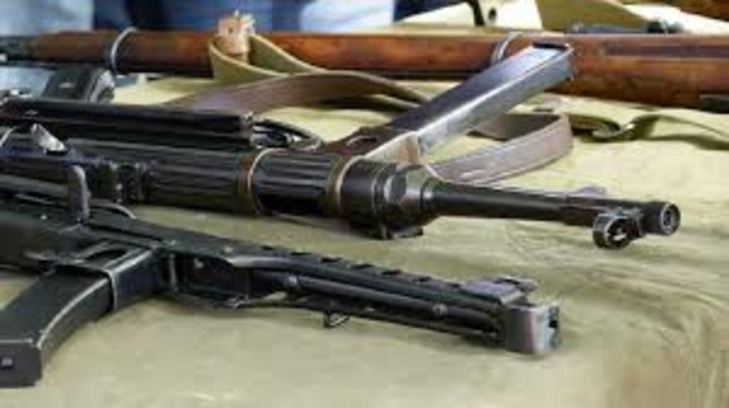 Interceptan cargamento de armas en Etiopía