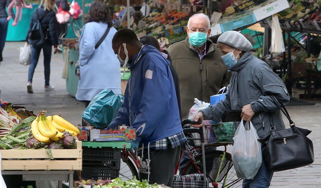Supera Italia las mil víctimas mortales a causa del coronavirus