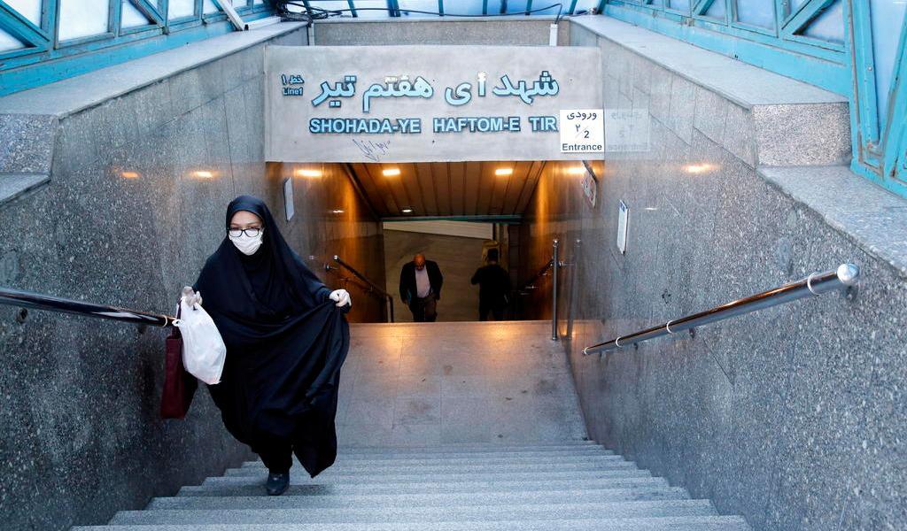 Médicos aseguran a la OMS que Irán oculta cifras reales sobre el COVID-19