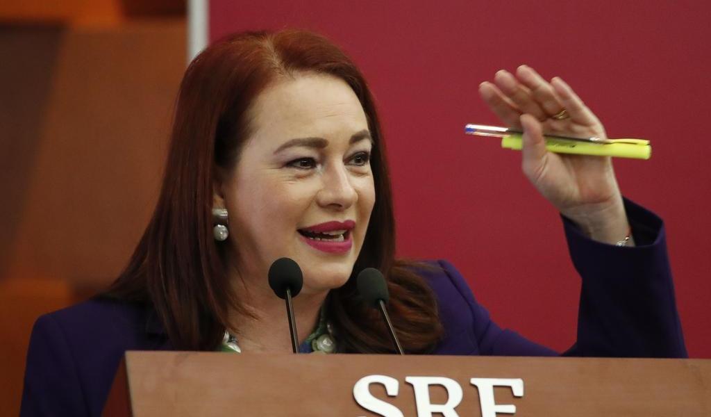 Respalda México a la primera mujer candidata a la secretaría general de la OEA