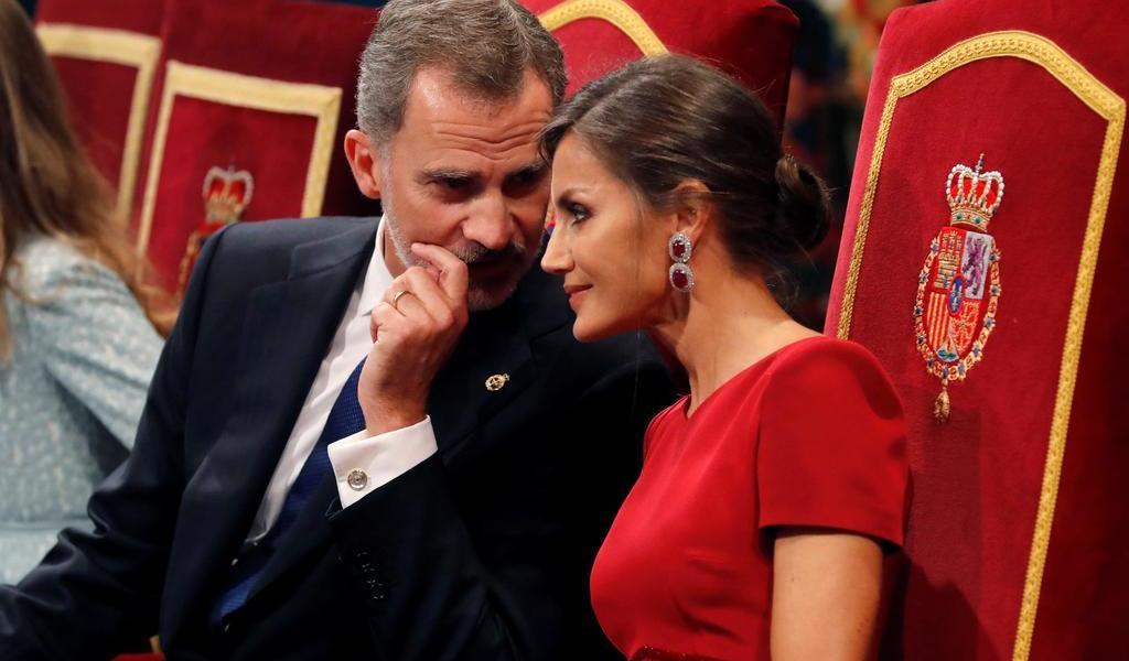 Reyes de España dan negativo en la prueba del coronavirus
