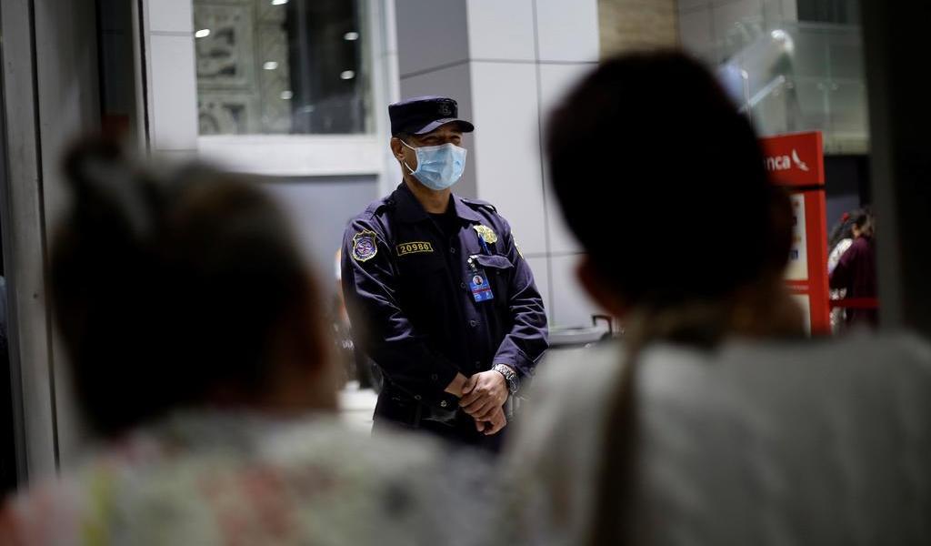 El Salvador decreta alerta roja en todo su territorio por el coronavirus