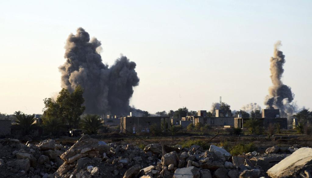 Condena Irak la muerte de seis personas por ataque de EUA