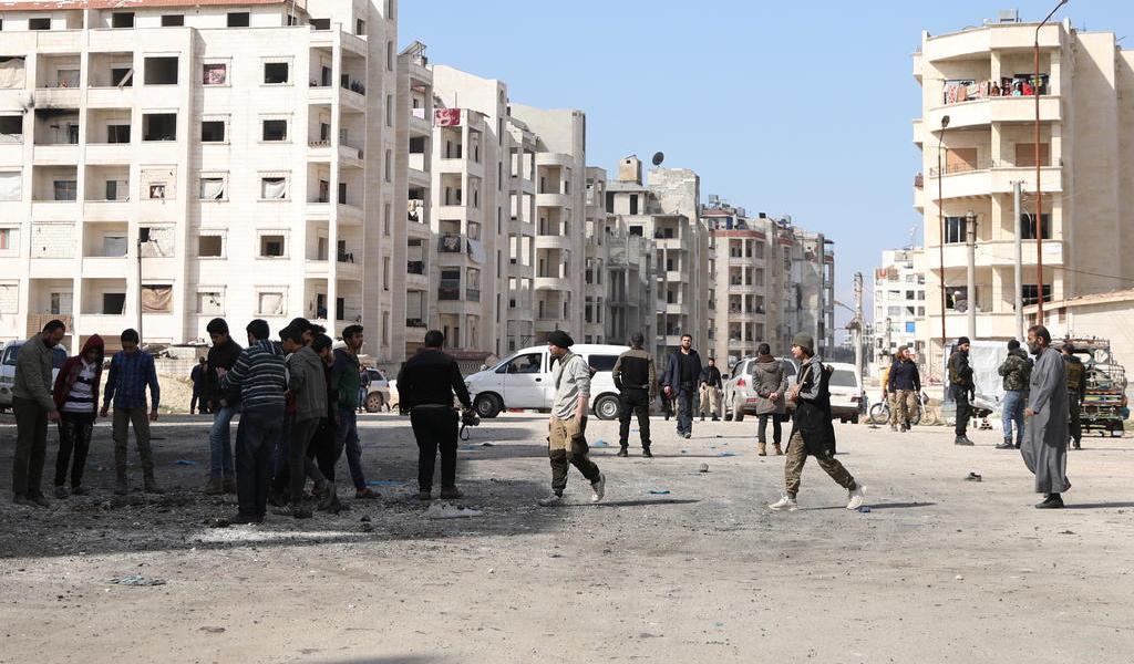 Inicia Siria décimo año de guerra