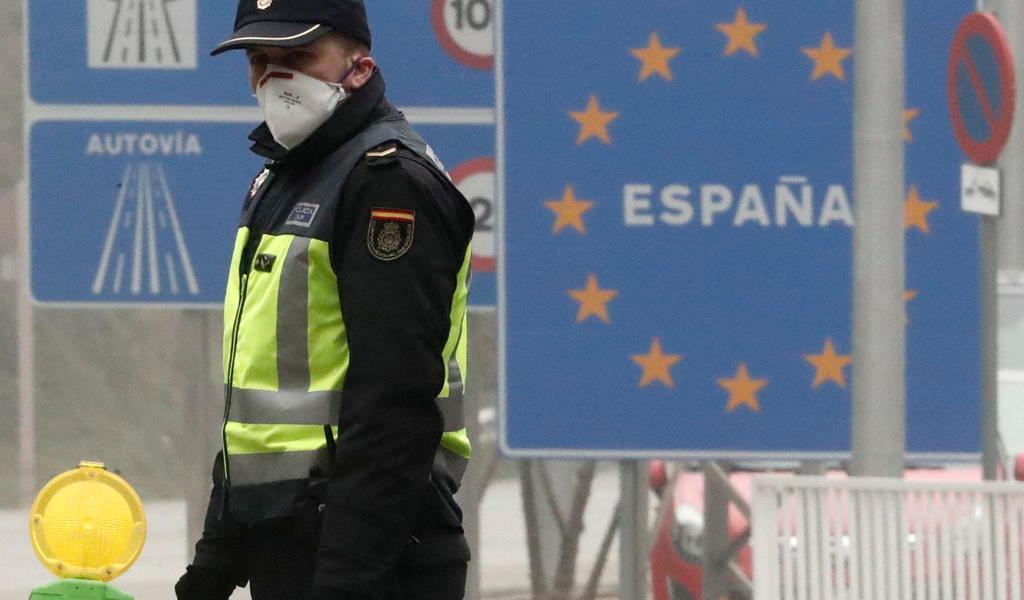 COVID-19 obliga a cerrar fronteras