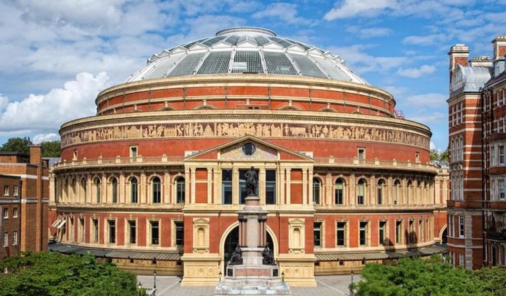 Cierra el Royal Albert Hall de Londres por coronavirus