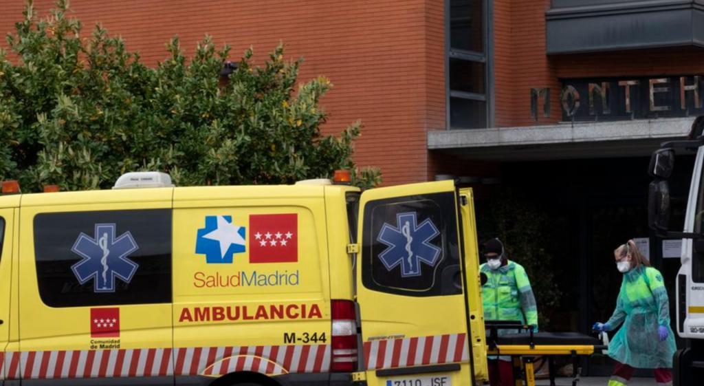 Mueren 19 ancianos en asilo madrileño por coronavirus