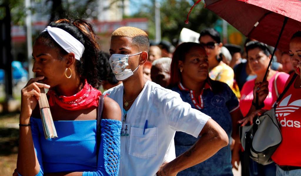 Reporta Cuba primera víctima mortal por el coronavirus