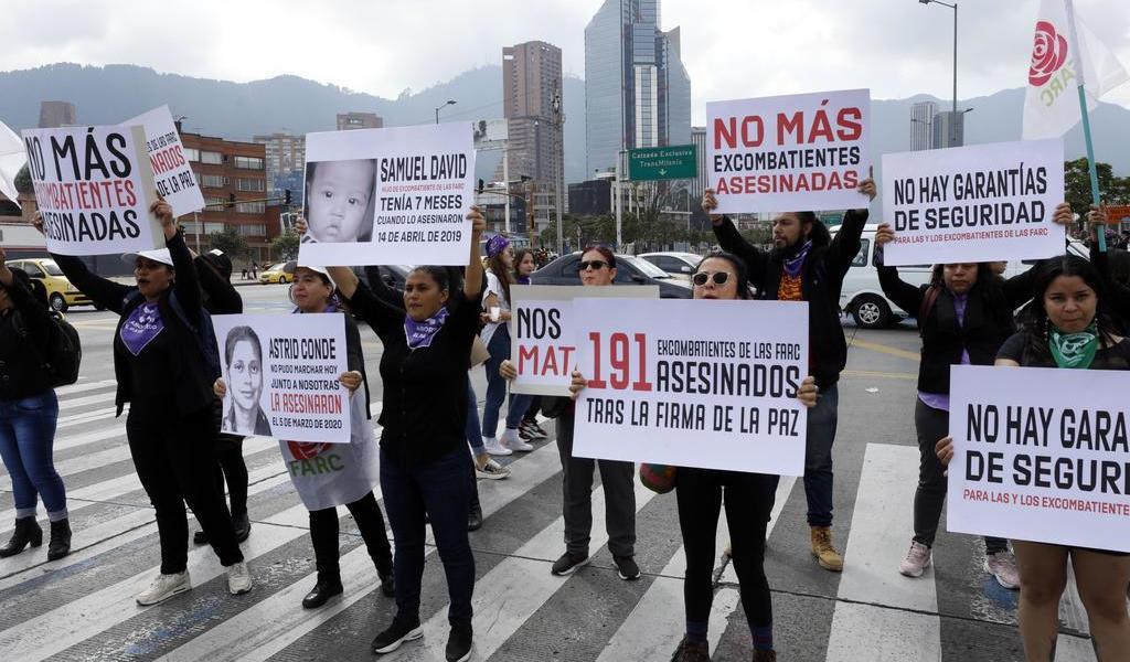 Denuncia FARC que han sido asesinados 190 exguerrilleros desde 2016