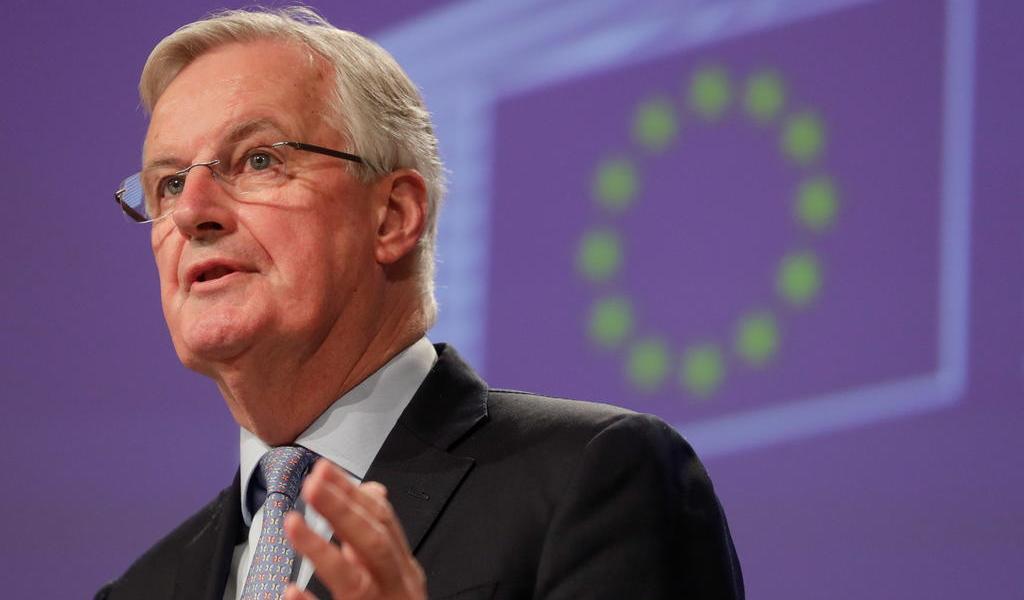 Jefe negociador de la UE para Brexit da positivo a coronavirus