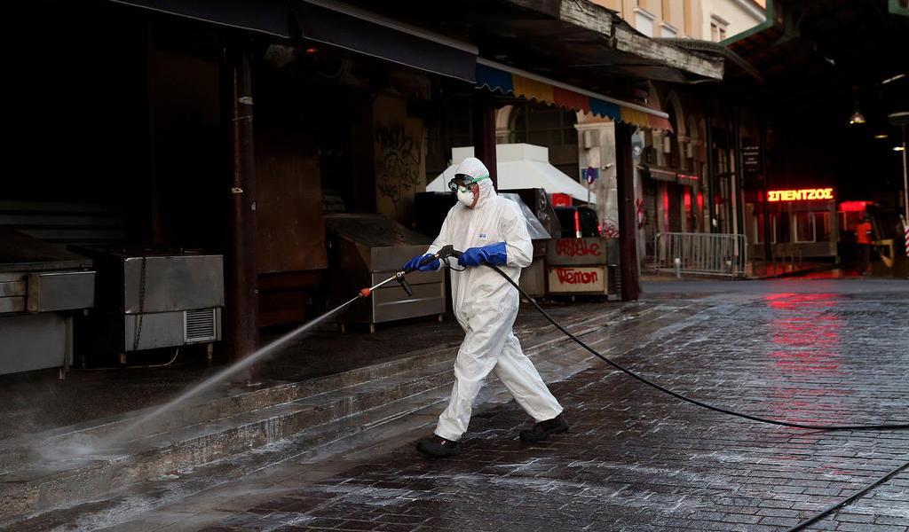 Pandemia en tres actos: China, la Unión Europea y América