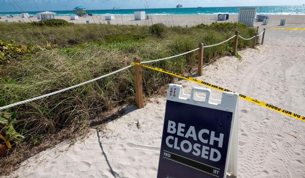 Suben a 658 los casos de coronavirus en Florida; hay 12 muertos