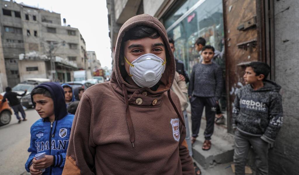 Registra la Franja de Gaza primeros dos casos de coronavirus