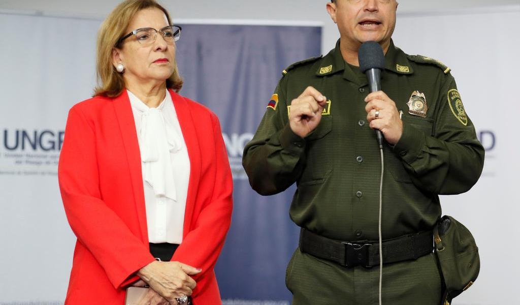 Motín en cárcel de Colombia deja 23 muertos y 83 heridos