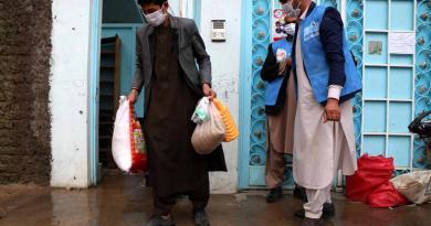 Afganistán dice que castigo no afectará servicios básicos