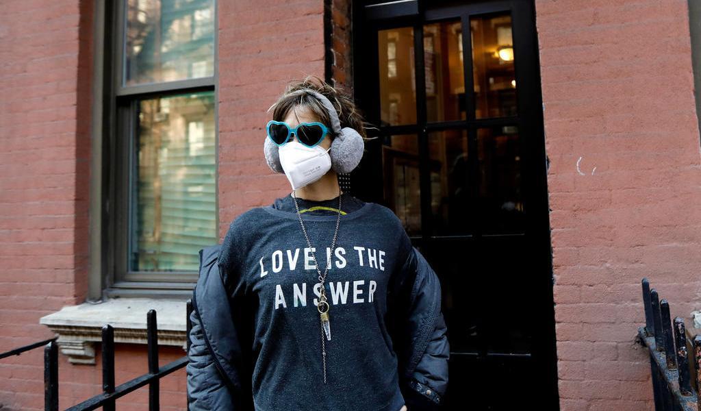 Nueva York suma más de 30 mil contagios de COVID-19