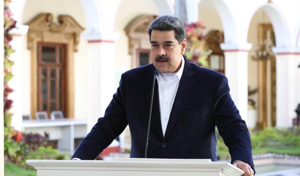 Inculpa EUA a Maduro y a otros funcionarios venezolanos por narcotráfico