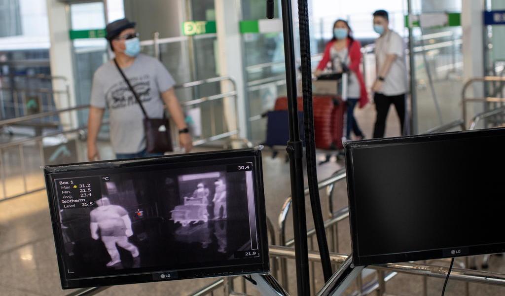 Por coronavirus, China prohíbe temporalmente la entrada de extranjeros