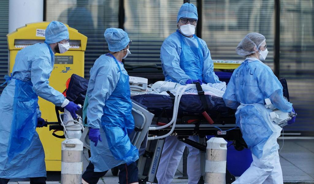 Casi 50,000 nuevos infectados por el coronavirus en el mundo en un día
