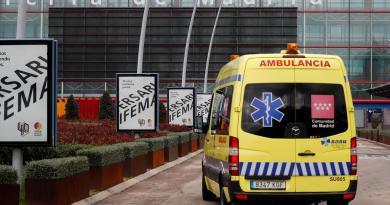 España bate su récord diario con 769 muertes por coronavirus