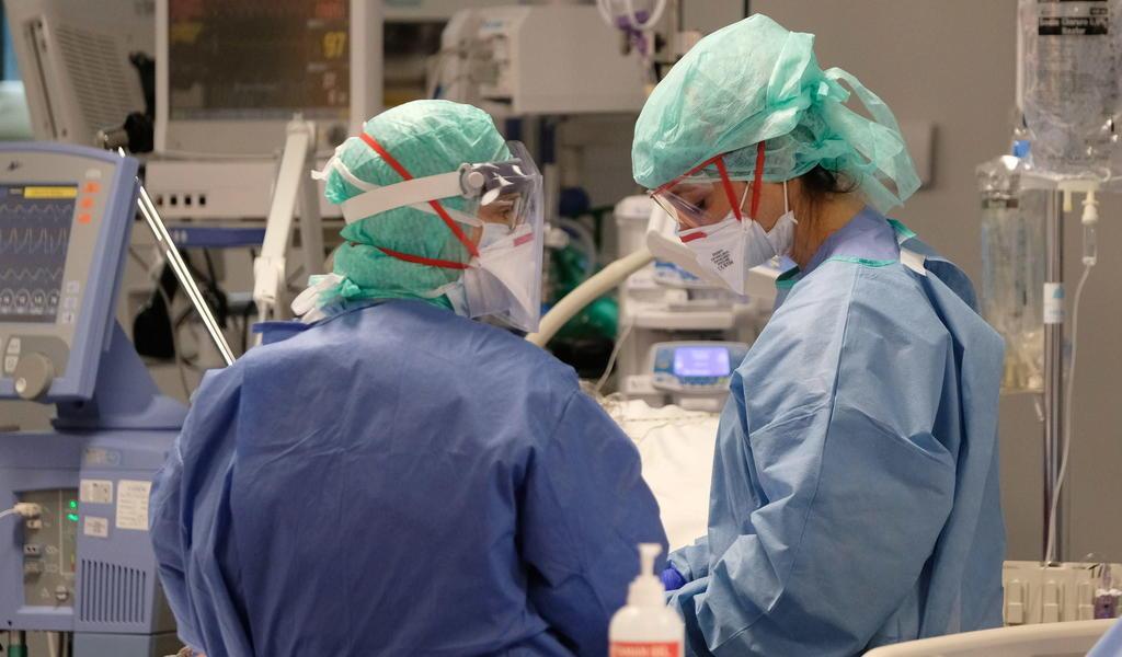 Supera Italia las 9 mil víctimas mortales con coronavirus