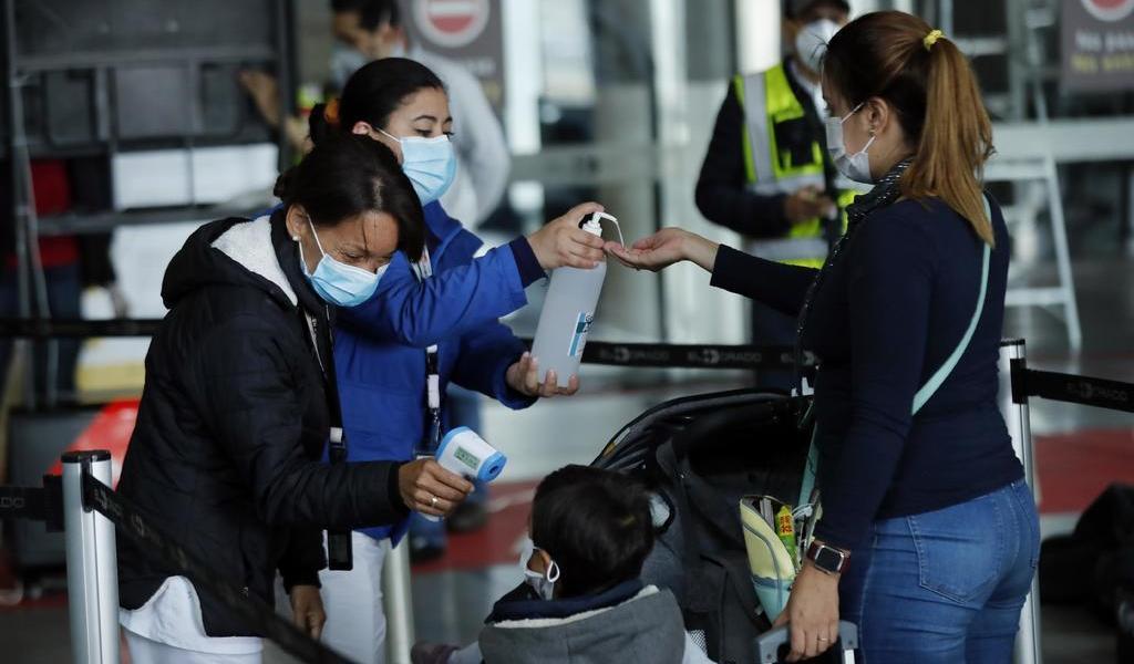 Coronavirus sigue su curva ascendente en Latinoamérica
