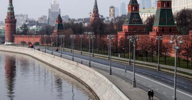 Decretan confinamiento para toda la población en Moscú