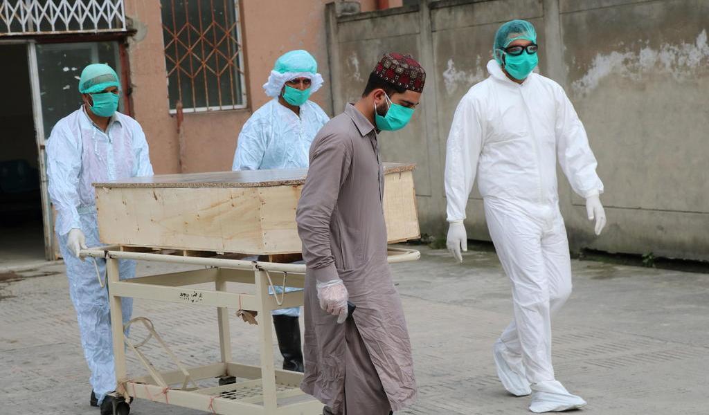 Aumenta a más de 246 mil la cifra de muertes por nuevo coronavirus