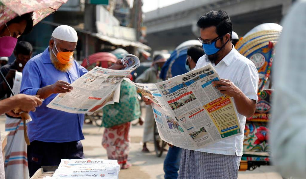 Usan pandemia para frenar prensa: AI