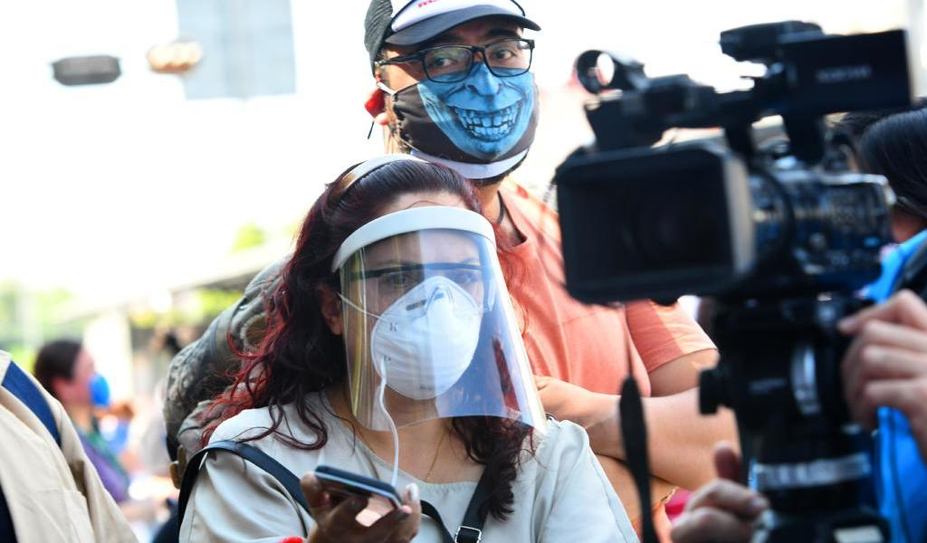 'Hay más de 300 periodistas presos'