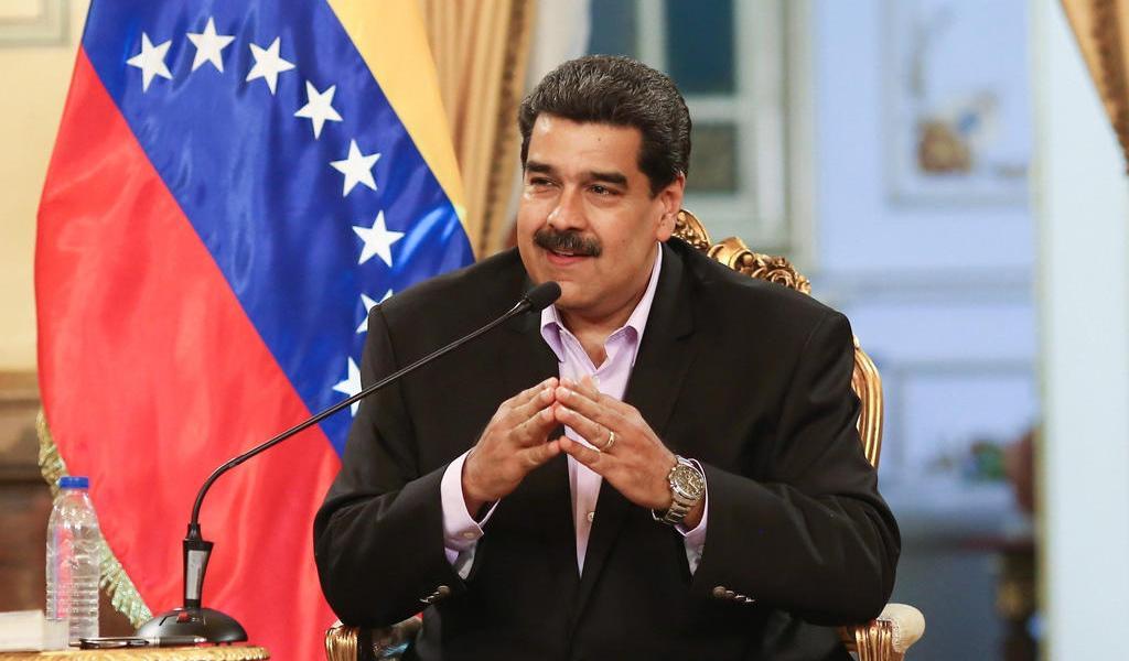 Asegura Maduro que buscaban matarlo con incursión marítima
