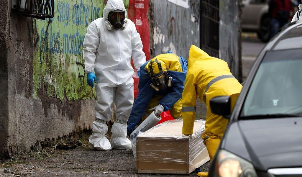 Confirman que Ecuador limpió del registro epidemiológico 2,461 casos de COVID-19