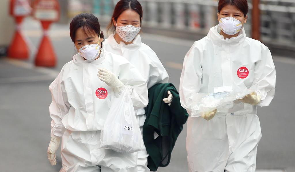 Corea del Sur reporta falsos positivos entre recuperados por COVID-19
