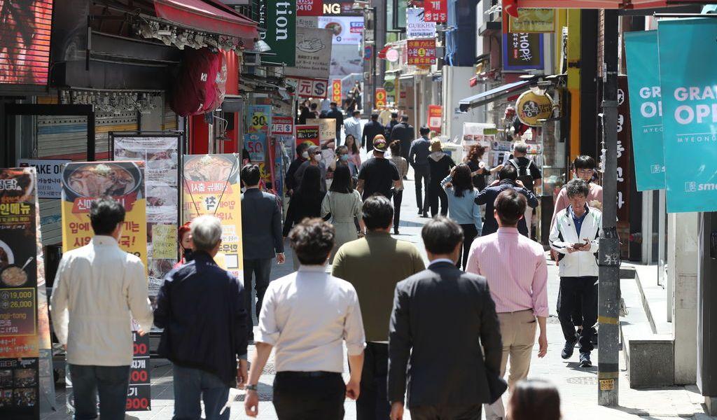Corea del Sur reporta falsos positivos de recuperados