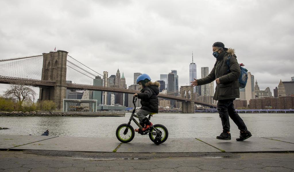 Fallece niño de 5 años en Nueva York por complicaciones del COVID-19